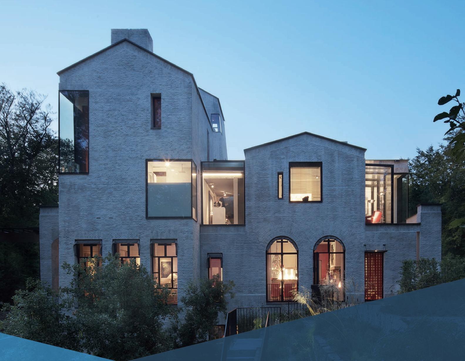 Wärmegedämmte Türen und Fenster, Stand 2018-10