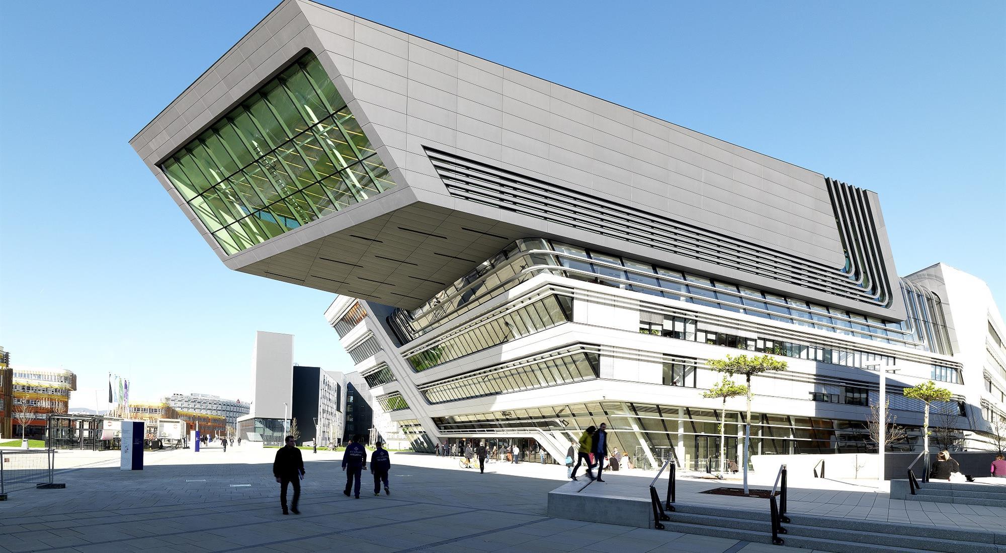 WU Viena University of Economics and Business